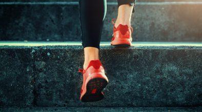 scarpe gradini