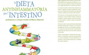 dieta antinfiammatoria per intestino