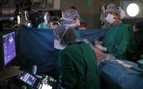 chirurgia, sala operatoria