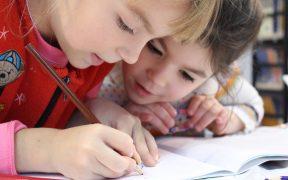 bambini, studi, scuola